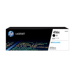 HP TONER CARTRIDGE 416X Black