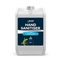BOSTIK HAND SANITISER GEL 20L