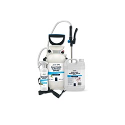 BOSTIK SURFACE SPRAY KIT SPRAYER + 5L BOTTLE SURFACE SANITISER SPRAY
