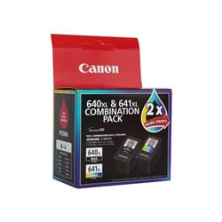 CANON PG640XL CL641XL TWIN PACK