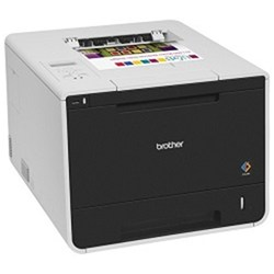 BROTHER HLL8250CDN A4 COLOUR LASER PRINTER