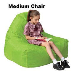 ELIZABETH RICHARDS CHILL-OUT CHAIR MEDIUM GREEN