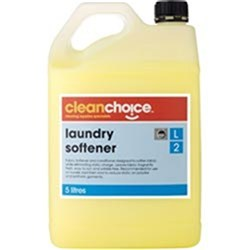 CLEAN CHOICE LAUNDRY CLEANER Laundry Softener 5 Litre