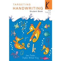 TARGETING HANDWRITING NSW KINDER