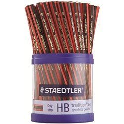 STAEDTLER TRADITION ECO 100 CUP HB