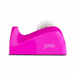 YOOBI TAPE DISPENSER PINK