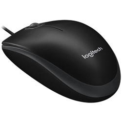 LOGITECH MOUSE B100  Wired