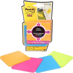 POST IT F330-4SSAU RIO DE Janeiro Full Adhesive Notes 76X76Mm Assorted