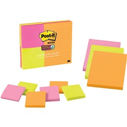 Post it Super Sticky Note 4633-9SSAU Rio Value Pack
