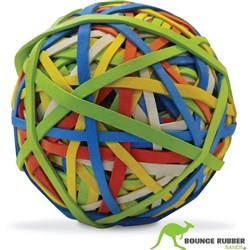 BOUNCE RUBBER BANDS® Ball Size 31 Assorted