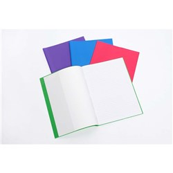 CUMBERLAND BRIGHT BOOK COVERS A4 Slip On Assorted Pack of 5
