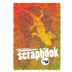 VICTORY SCRAP BOOK 64PGS 335X240MM SWB020