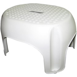 ITAPLAST PLASTIC STEP STOOL SINGLE STEP