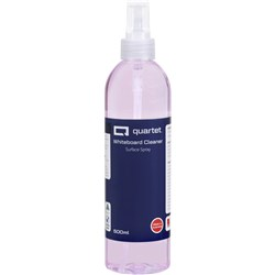 QUARTET WHITEBOARD CLEANING FLUID 500ml