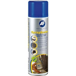 AF SPRAYDUSTER AIRDUSTER 200ml Non Flamable Invertable