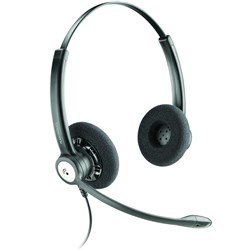 PLANTRONICS ENTERA HEADSET CordedBiauralNoise Cancel