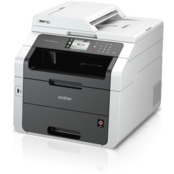 BROTHER MULTI FUNCTION COLOUR LASER PRINTER MFC9340CDW