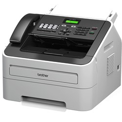 BROTHER FAX2840 FAX MACHINE Laser Plain Paper With Handset