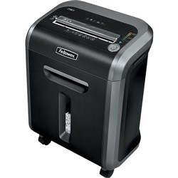 FELLOWES 79CI CROSS CUT SHREDDER 12 sheet cap