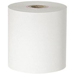 CUMBERLAND CALC/REGISTER ROLLS 57x57x12mm 1 Ply Lint Free Pack 4