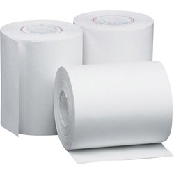 MARBIG CALC/REGISTER ROLLS 57x57x11.5mm Thermal PACK 8
