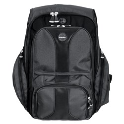 KENSINGTON CONTOUR BACKPACK COMPUTER CASE BLACK