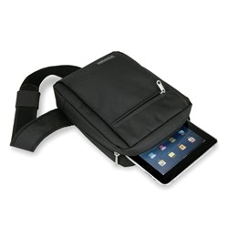 KENSINGTON IPAD SLING BAG Sling Bag for IPad or Notebook 10""