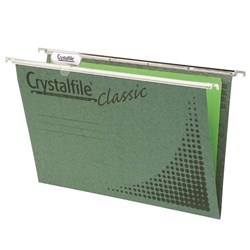 CRYSTALFILE SUSPENSION FILES Enviro Classic F/C Complete Box of 50
