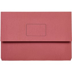 MARBIG SLIMPICK DOCUMENT WALLET RED