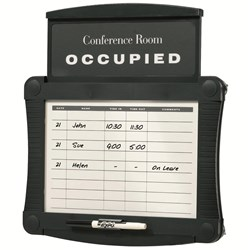 QUARTET CONFERENCE ROOM SCHEDULER 360X390MM