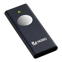 NOBO LASER POINTER P1 SILVER/BLACK