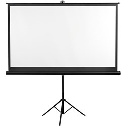 QUARTET PROJECTION SCREEN Tripod 16:9, 235x132cm