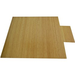 SYLEX BAMBOO CHAIRMAT Small 900x1200mm