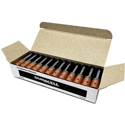 DURACELL ALKALINE BATTERY AAA BATTERIES