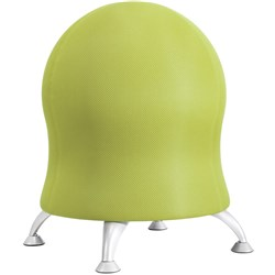 CHAIR SAFCO ZENERGY BALL Green Fabric