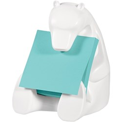 POST-IT BEAR POP-UP DISPENSER BEAR-330 76mmx76mm