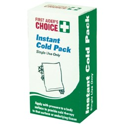 TRAFALGAR INSTANT COLD PAK FAC Instant Cold Pack Small single use only