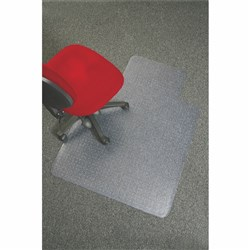 OFFICE CHOICE CHAIR MAT LARGE 1140X1340MM