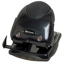 REXEL P225 PREMIUM 2 HOLE PUNCH 25 Sheet Capacity