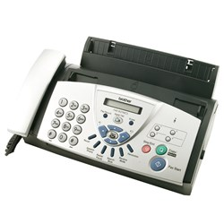 BROTHER 837MCS FAX ANSWERING MACHINE