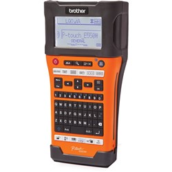 BROTHER PTE550 P TOUCH MACHINE Industrial P-Touch Machine