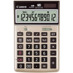 CANON HS20TG CALCULATOR 12 DIGIT TAX FUNCTION