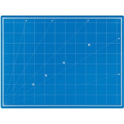 ZART CUTTING MAT DOUBLE-SIDED A2