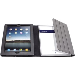COLLINS IPAD FOLIO With Note Pad