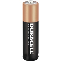 DURACELL ALKALINE BATTERY AA BATTERIES ( 82184952 ) Available in 24