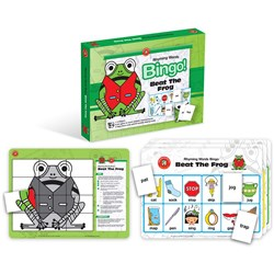 LEARNING CAN BE FUN Beat The Frog