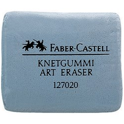 FABER-CASTELL ERASERS Kneadable Grey Phthalate Free