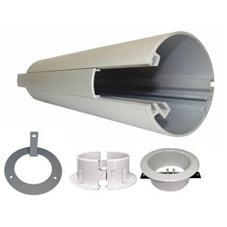 RAPID POWER POLE 2.1m Ceiling Coverplate 5m Lead and Starter Socket