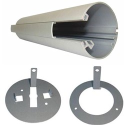 RAPID POWER POLE 2.8m Ceiling Cover Plate 5m Lead and Starter Socket