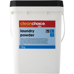 CLEAN CHOICE LAUNDRY CLEANER Laundry Powder 12kg